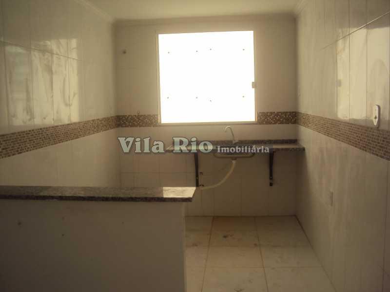COZINHA - Casa em Condomínio 1 Quarto À Venda Vila da Penha, Rio de Janeiro - R$ 350.000 - VCN10003 - 25
