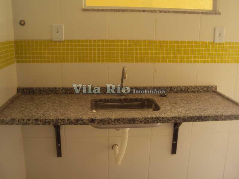 COZINHA2 - Casa em Condomínio 1 Quarto À Venda Vila da Penha, Rio de Janeiro - R$ 350.000 - VCN10003 - 27