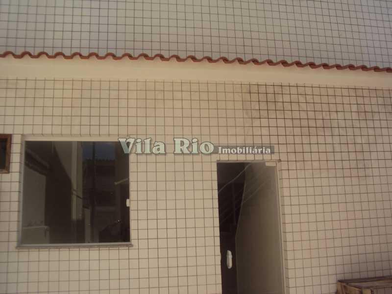 FRENTE - Casa em Condomínio 1 Quarto À Venda Vila da Penha, Rio de Janeiro - R$ 350.000 - VCN10003 - 30