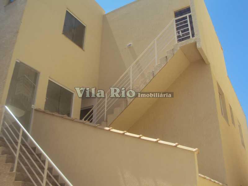 LATERAL - Casa em Condomínio 1 Quarto À Venda Vila da Penha, Rio de Janeiro - R$ 350.000 - VCN10003 - 31