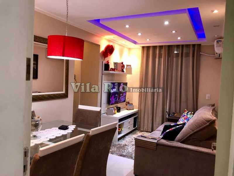 SALA - Apartamento À VENDA, Parada de Lucas, Rio de Janeiro, RJ - VAP20080 - 1