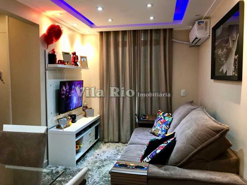 SALA1.1 - Apartamento À VENDA, Parada de Lucas, Rio de Janeiro, RJ - VAP20080 - 3
