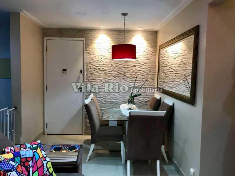 SALA1.2 - Apartamento À VENDA, Parada de Lucas, Rio de Janeiro, RJ - VAP20080 - 4