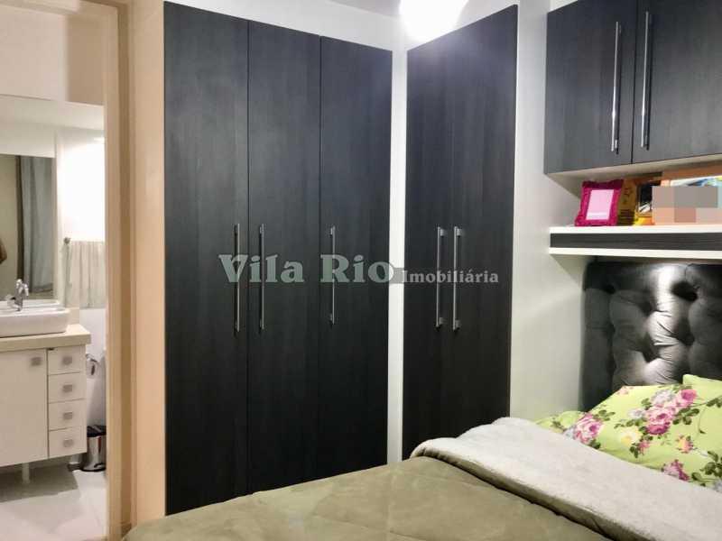 QUARTO1.1 - Apartamento À VENDA, Parada de Lucas, Rio de Janeiro, RJ - VAP20080 - 6