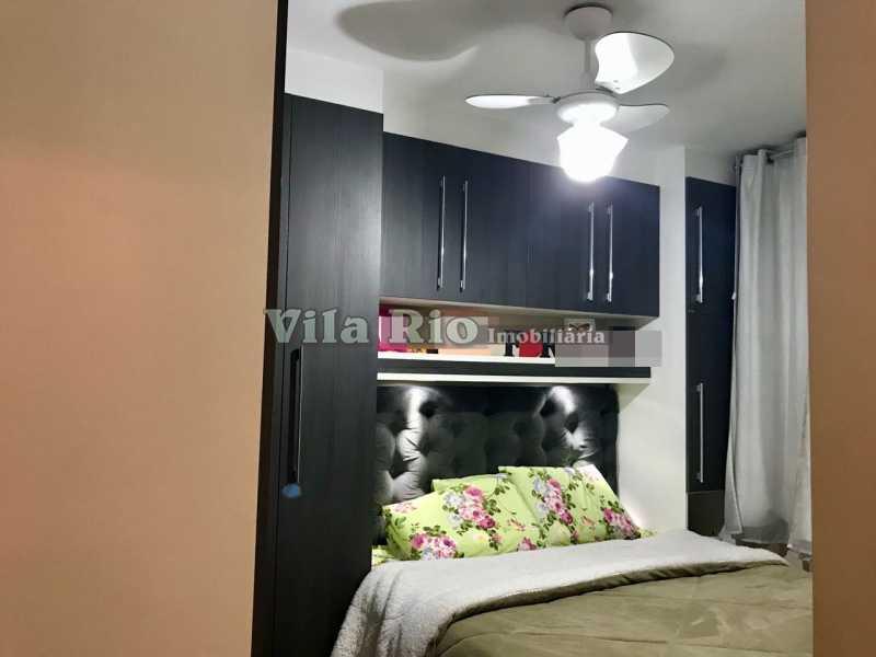 QUARTO1 - Apartamento À VENDA, Parada de Lucas, Rio de Janeiro, RJ - VAP20080 - 8