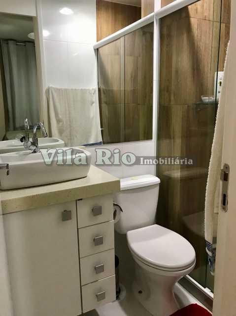 BANHEIRO1 - Apartamento À VENDA, Parada de Lucas, Rio de Janeiro, RJ - VAP20080 - 12