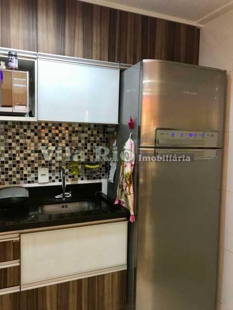 COZINHA - Apartamento À VENDA, Parada de Lucas, Rio de Janeiro, RJ - VAP20080 - 16