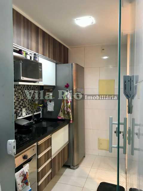 COZINHA1 - Apartamento À VENDA, Parada de Lucas, Rio de Janeiro, RJ - VAP20080 - 19