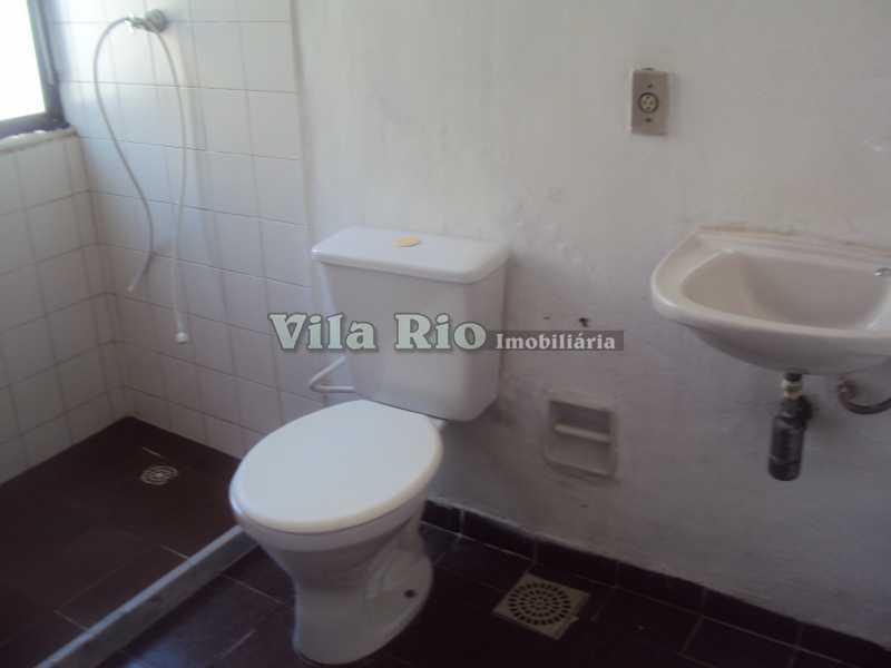 BANHEIRO - Apartamento 2 quartos à venda Del Castilho, Rio de Janeiro - R$ 150.000 - VAP20081 - 10