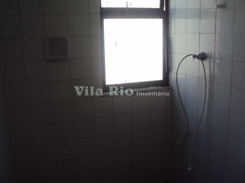 BANHEIRO1 - Apartamento 2 quartos à venda Del Castilho, Rio de Janeiro - R$ 150.000 - VAP20081 - 11