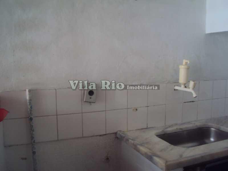 COZINHA - Apartamento 2 quartos à venda Del Castilho, Rio de Janeiro - R$ 150.000 - VAP20081 - 12