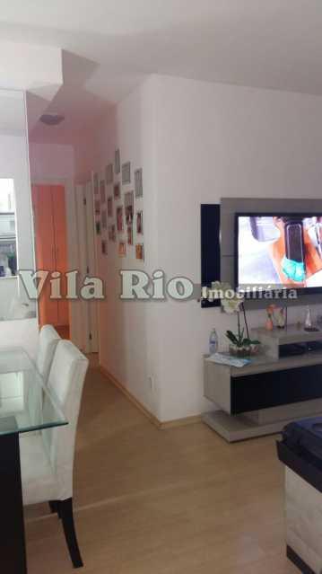 SALA1.1 - Apartamento 2 quartos à venda Irajá, Rio de Janeiro - R$ 245.000 - VAP20088 - 3
