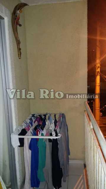 VARANDA - Apartamento 2 quartos à venda Irajá, Rio de Janeiro - R$ 245.000 - VAP20088 - 5