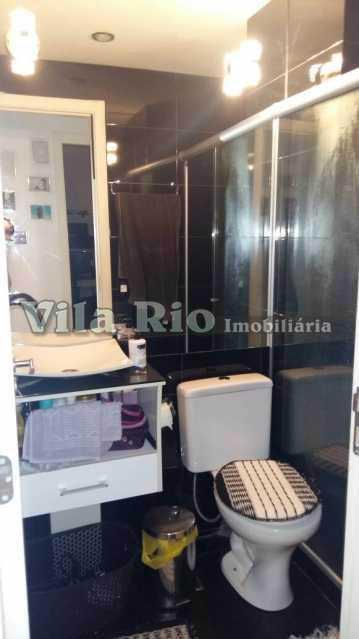 BANHEIRO - Apartamento 2 quartos à venda Irajá, Rio de Janeiro - R$ 245.000 - VAP20088 - 10