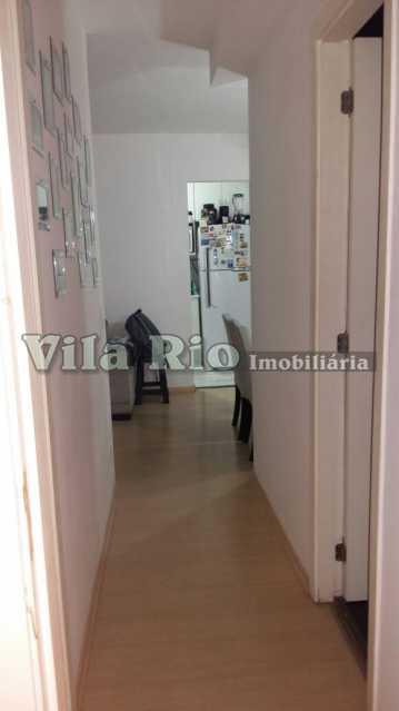 CIRCULAÇÃO - Apartamento 2 quartos à venda Irajá, Rio de Janeiro - R$ 245.000 - VAP20088 - 12