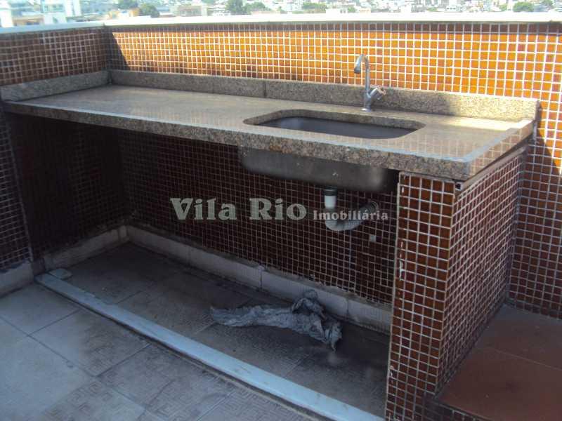 COBERTURA1.1 - Cobertura 4 quartos à venda Vila da Penha, Rio de Janeiro - R$ 685.000 - VCO40001 - 19