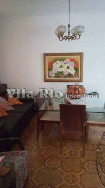 SALA. - Casa À VENDA, Ramos, Rio de Janeiro, RJ - VCA50002 - 1