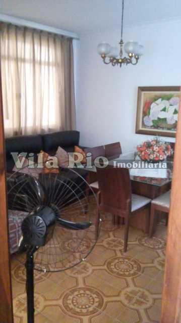 SALA1. - Casa À VENDA, Ramos, Rio de Janeiro, RJ - VCA50002 - 3