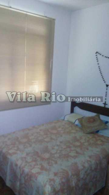 QUARTO1. - Casa À VENDA, Ramos, Rio de Janeiro, RJ - VCA50002 - 4