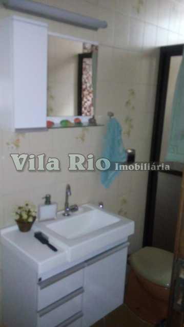 BANHEIRO1. - Casa À VENDA, Ramos, Rio de Janeiro, RJ - VCA50002 - 9