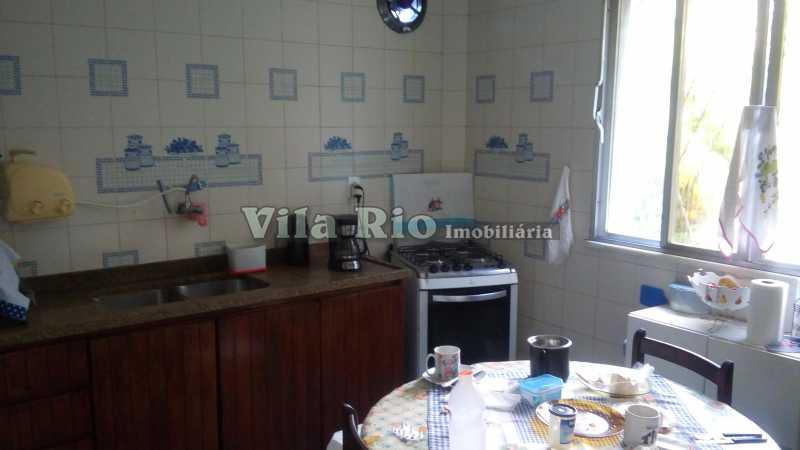 COZINHA. - Casa À VENDA, Ramos, Rio de Janeiro, RJ - VCA50002 - 11