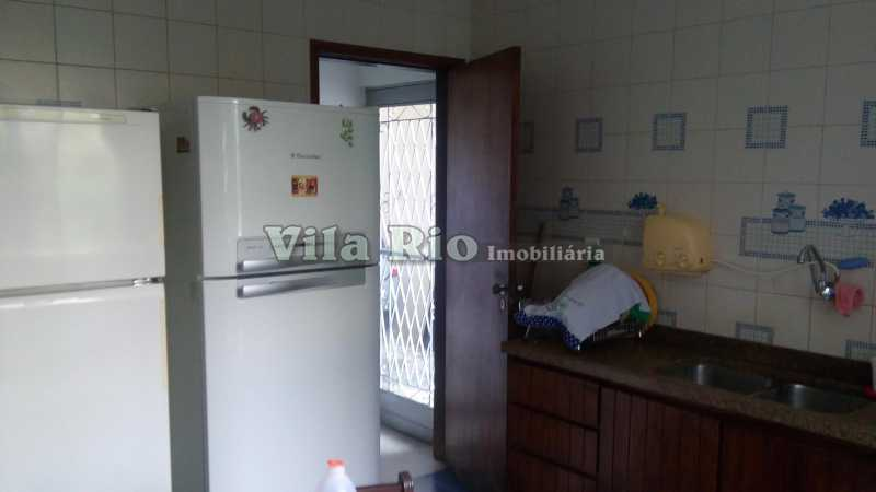 COZINHA1. - Casa À VENDA, Ramos, Rio de Janeiro, RJ - VCA50002 - 12