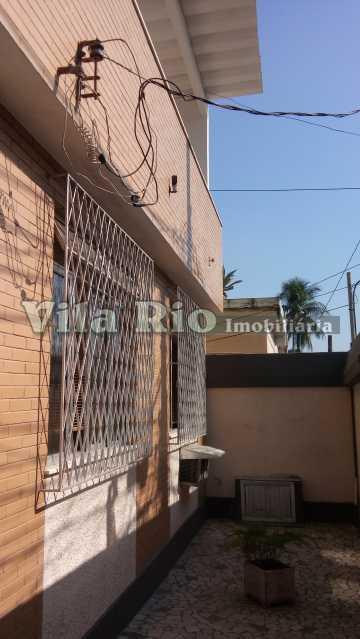 FRENTE - Casa À VENDA, Ramos, Rio de Janeiro, RJ - VCA50002 - 13