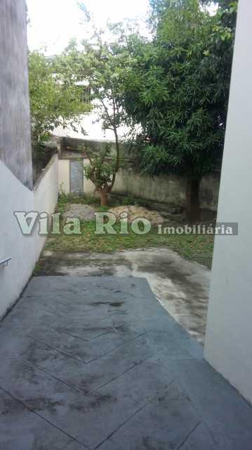 GARAGEM1. - Casa À VENDA, Ramos, Rio de Janeiro, RJ - VCA50002 - 15