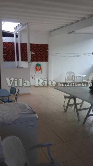 TERRAÇO. - Casa À VENDA, Ramos, Rio de Janeiro, RJ - VCA50002 - 17