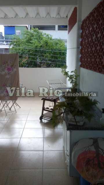 TERRAÇO1. - Casa À VENDA, Ramos, Rio de Janeiro, RJ - VCA50002 - 20