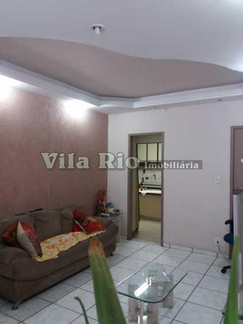 SALA - Apartamento À Venda - Vila da Penha - Rio de Janeiro - RJ - VAP20099 - 3