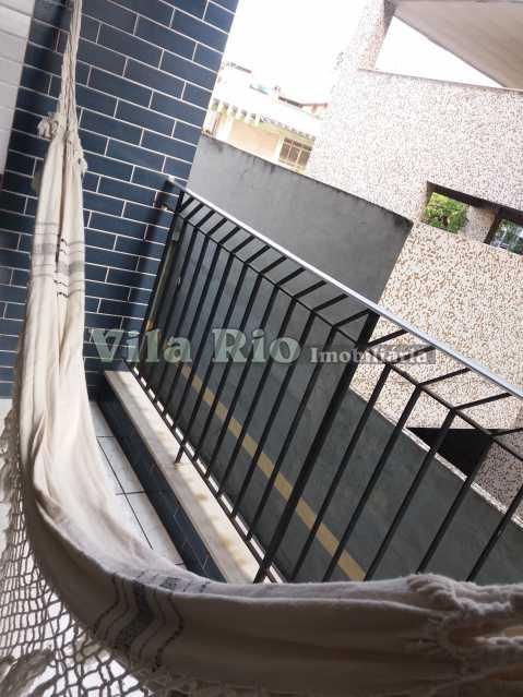 VARANDA - Apartamento À Venda - Vila da Penha - Rio de Janeiro - RJ - VAP20099 - 9