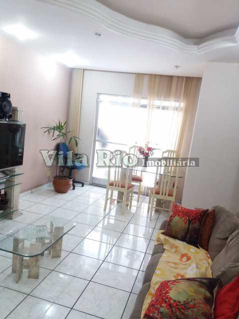SALA - Apartamento À Venda - Vila da Penha - Rio de Janeiro - RJ - VAP20099 - 1