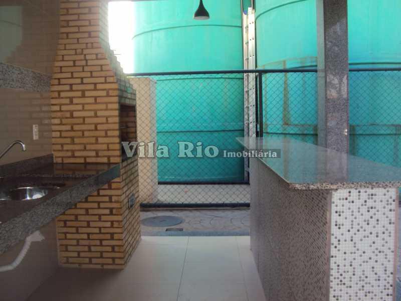 CHURRASQUEIRA - Apartamento 2 quartos para venda e aluguel Parada de Lucas, Rio de Janeiro - R$ 185.000 - VAP20107 - 16