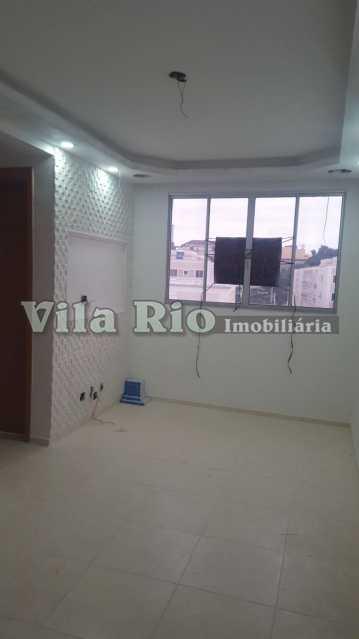 SALA 1 - Apartamento 2 quartos para venda e aluguel Parada de Lucas, Rio de Janeiro - R$ 185.000 - VAP20107 - 1