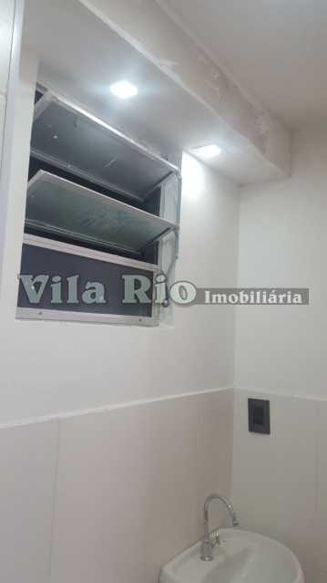 BANHEIRO - Apartamento 2 quartos para venda e aluguel Parada de Lucas, Rio de Janeiro - R$ 185.000 - VAP20107 - 11