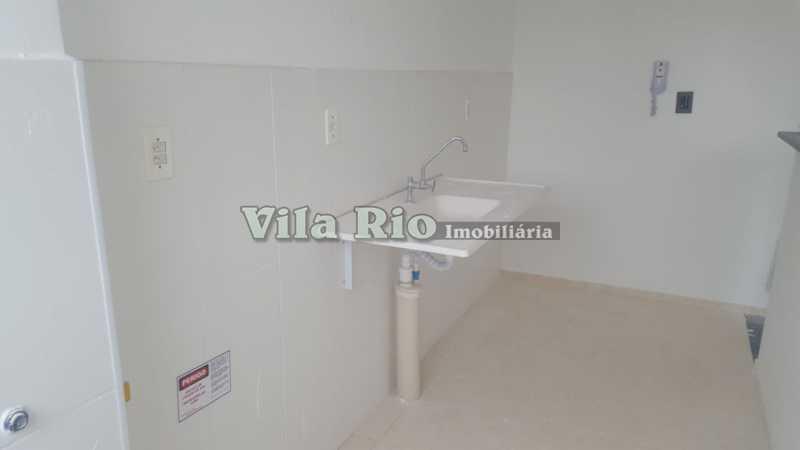 COZINHA 1 - Apartamento 2 quartos para venda e aluguel Parada de Lucas, Rio de Janeiro - R$ 185.000 - VAP20107 - 12