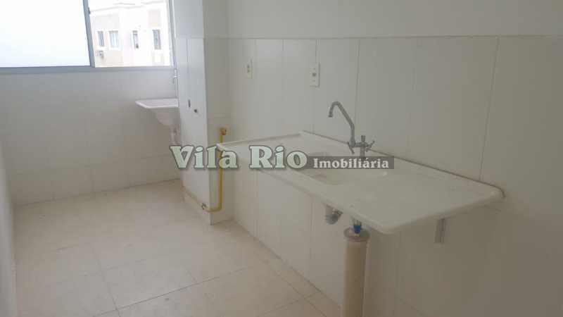 COZINHA 3 - Apartamento 2 quartos para venda e aluguel Parada de Lucas, Rio de Janeiro - R$ 185.000 - VAP20107 - 13