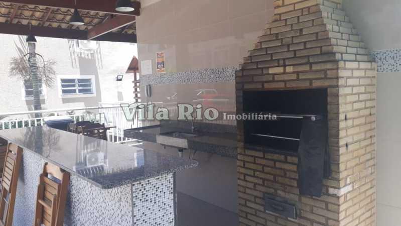 Churrasqueira - Apartamento 2 quartos para venda e aluguel Parada de Lucas, Rio de Janeiro - R$ 185.000 - VAP20107 - 28
