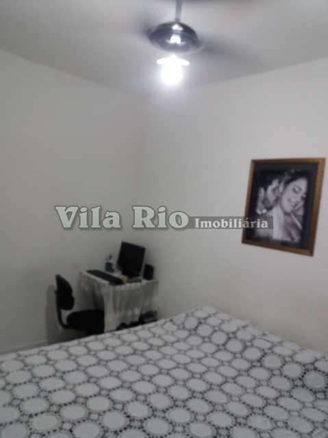QUARTO 1 - Apartamento 1 quarto à venda Vaz Lobo, Rio de Janeiro - R$ 115.000 - VAP10009 - 5