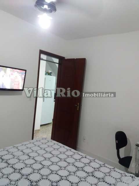 QUARTO 2 - Apartamento 1 quarto à venda Vaz Lobo, Rio de Janeiro - R$ 115.000 - VAP10009 - 6