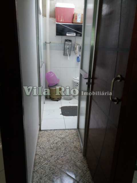 AREA 2 - Apartamento 1 quarto à venda Vaz Lobo, Rio de Janeiro - R$ 115.000 - VAP10009 - 9