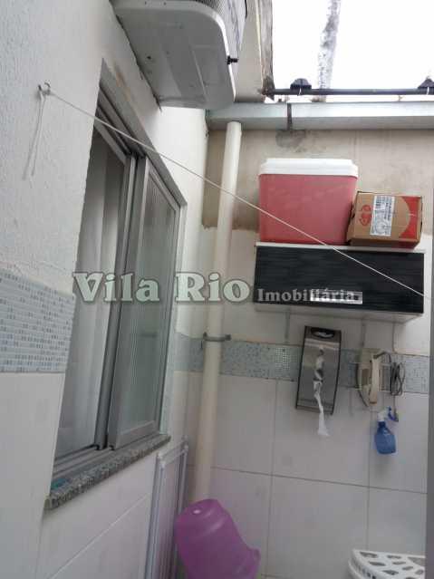 AREA - Apartamento 1 quarto à venda Vaz Lobo, Rio de Janeiro - R$ 115.000 - VAP10009 - 10