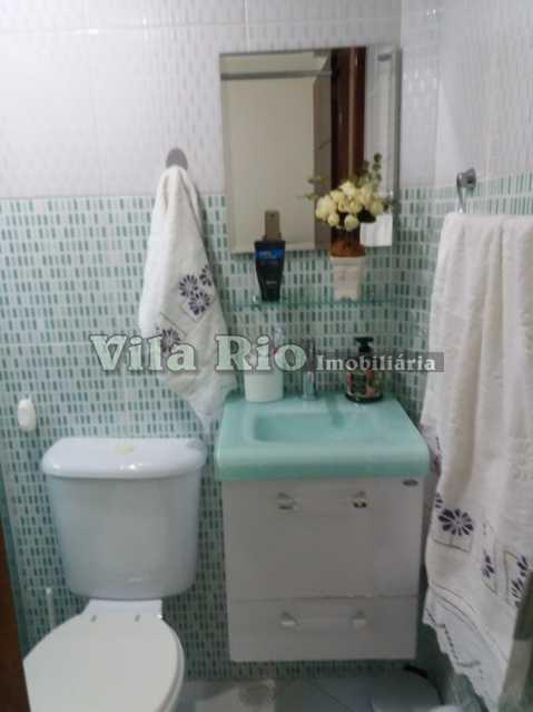 BANHEIRO 1 - Apartamento 1 quarto à venda Vaz Lobo, Rio de Janeiro - R$ 115.000 - VAP10009 - 11