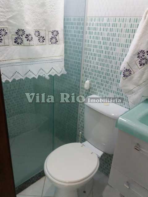 BANHEIRO 2 - Apartamento 1 quarto à venda Vaz Lobo, Rio de Janeiro - R$ 115.000 - VAP10009 - 12
