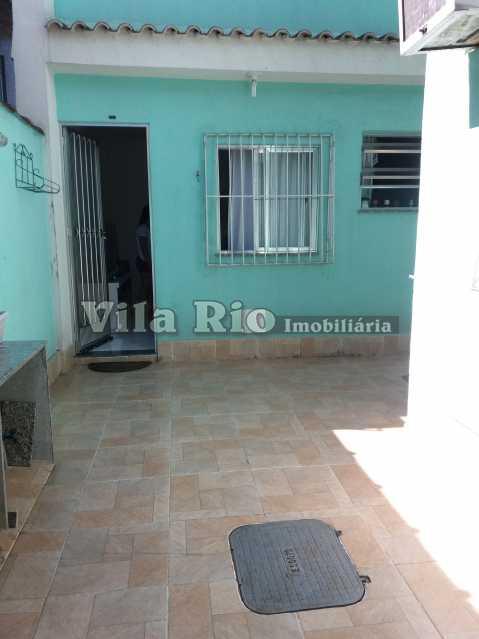 CASA 1 - Apartamento 1 quarto à venda Vaz Lobo, Rio de Janeiro - R$ 115.000 - VAP10009 - 13
