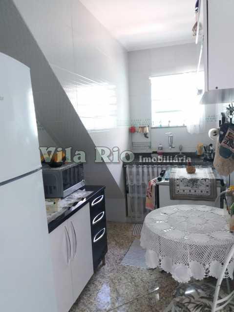COZINHA 2 - Apartamento 1 quarto à venda Vaz Lobo, Rio de Janeiro - R$ 115.000 - VAP10009 - 17