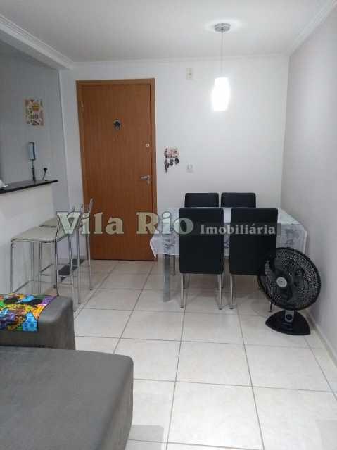 SALA 1 - Apartamento À VENDA, Parada de Lucas, Rio de Janeiro, RJ - VAP20114 - 3