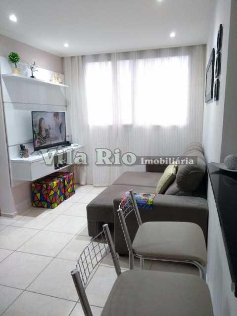 SALA 2 - Apartamento À VENDA, Parada de Lucas, Rio de Janeiro, RJ - VAP20114 - 1