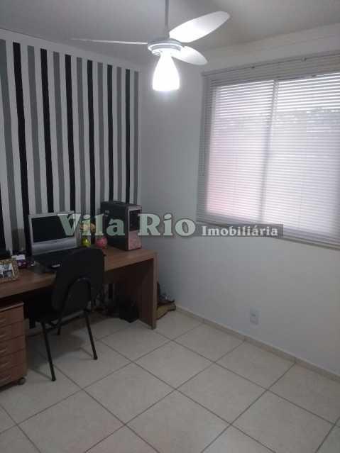 QUARTO 2 - Apartamento À VENDA, Parada de Lucas, Rio de Janeiro, RJ - VAP20114 - 5